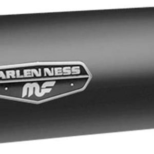 Magnaflow Arlen Ness Ness-Comp 2-Into-1 Exhaust (with Black Tip) (Black) for 09-16 Harley FLHX2