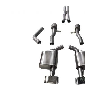 Corsa Performance 21007 Sport Cat-Back Exhaust System Fits 17-18 Challenger